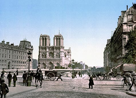 Notre Dame, Gothic Cathedral, roman catholic, victor hugo, hunchback, , paris