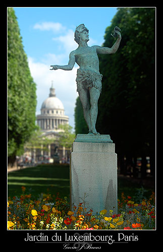 Jardin du Luxembourg, paris photos, photography, france, city, capital