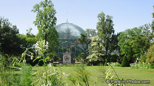 paris botanical jardin